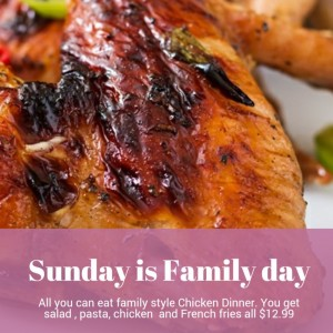 The Waysider Grille: Family Night!