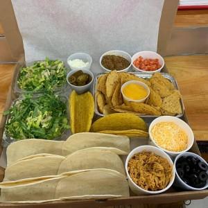 Nacho Mamis Taco Shop: Build Your Own Taco Box