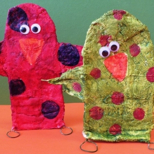 Rock Hill, SC Events: Rock Hill: Paper Mache Weekly Class