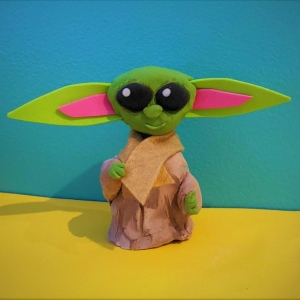 Rock Hill, SC Events: Lake Wylie:  Baby Yoda Bobblehead