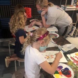 Art Slingers: Art Exploration Camp