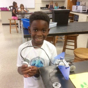 Terrapin STEM Camp: Guess Who? Forensic Lab