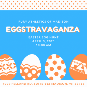Madison, WI Events for Kids: Eggstravaganza