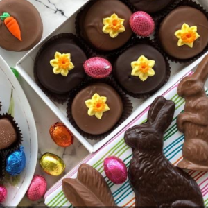 The Chocolate Delicacy: Assorted Homemade Chocolate