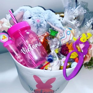 Adorned Boutique RI: Personalized Easter Basket
