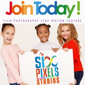 Things to do in Columbia, MO for Kids: Memorial Day All Day Camp, Six Pixels Studios
