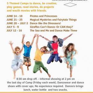 Winter Garden-Windermere, FL Events: Summer Days of DANCE!