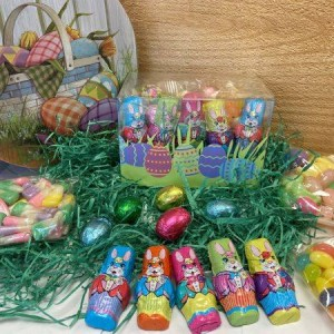 Arcade Snacks: Easter Sweets & Snacks