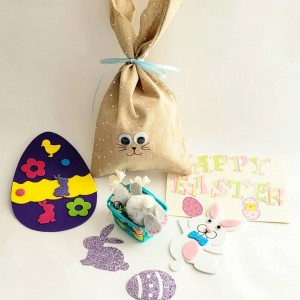 Burncoat Center for Arts and Wellness: Easter Craft Kits & Customized Easter Gifts