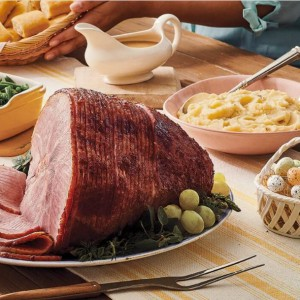 Cracker Barrel Old Country Store (Sturbridge, MA): Easter Heat n' Serve Family Meal To Go