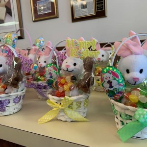 The Candy Shoppe: Easter Baskets, Chocolate Bunnies & Sweet Treats - Visit the Easter Bunny too!