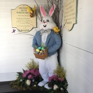 Publick House Historic Inn: Easter Day Dinner & Bakery/Catering Orders
