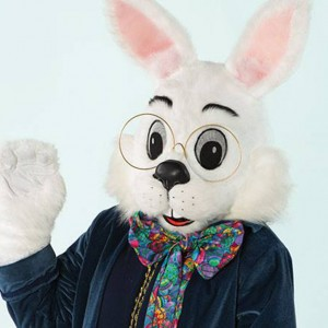 Find the Closest Easter Bunny at a Local Mall Now