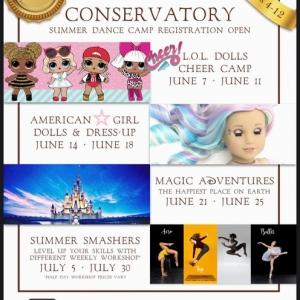 BC Dance: The Ballet Conservatory of Dance Music & Art