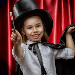 For a Magician in the Making