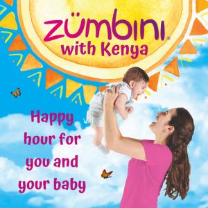 Zumbini with Kenya