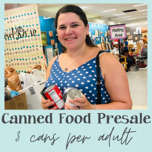 Apex-Cary, NC Events: Canned Food Drive Shopping Day