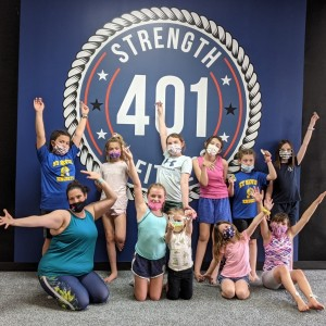 401 Strength and Fitness