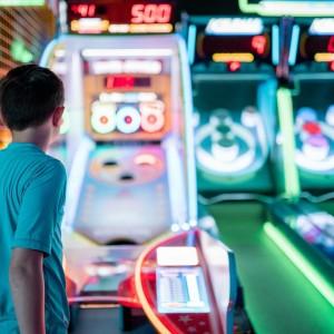 The Lucky Snake Arcade