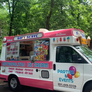 Metropolitan Ice Cream Truck