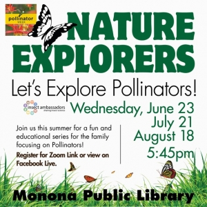 Madison, WI Events: Nature Explorers: Pollinator Gardens