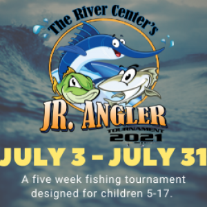 Things to do in Palm Beach Gardens, FL for Kids: Jr. Angler Fishing Tournament 2021, River Center