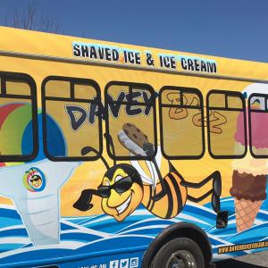 Davey B's Shaved Ice & Ice Cream
