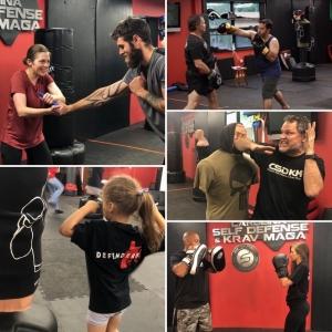 Carolina Self Defense & Krav Maga