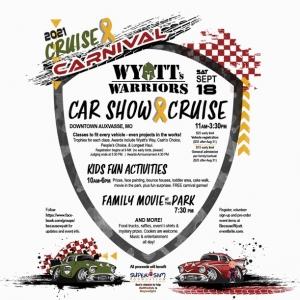 Wyatt's Warriors Cruise & Carnival
