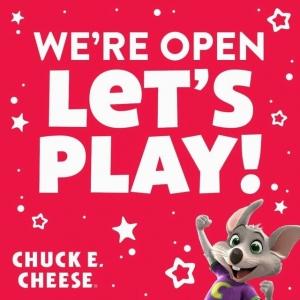 Chuck E. Cheese -- Florence