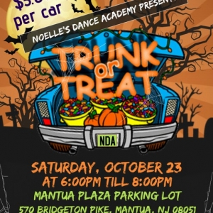 Deptford-Monroe Township, NJ Events: Trunk or Treat for a Cause