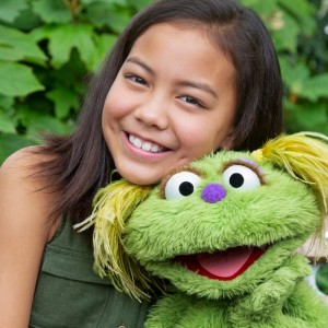 Learn About Caring with Sesame Street