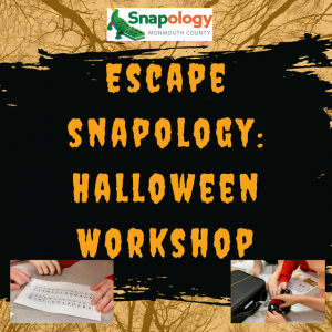 Red Bank, NJ Events: Escape Snapology: Halloween Workshop
