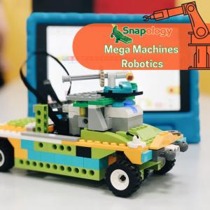 Red Bank, NJ Events: Mega Machines Robotics Camp