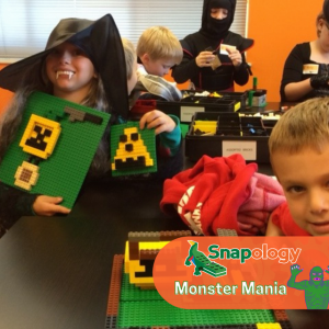 Red Bank, NJ Events: Monster Mania Camp