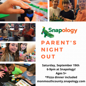 Red Bank, NJ Events: Parent's Night Out