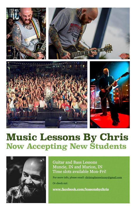 Music Lessons By Chris