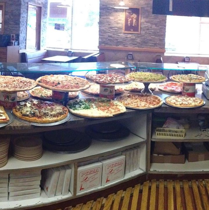 Bridgewater Nj Hulafrog Franks Pizza Italian Restaurant
