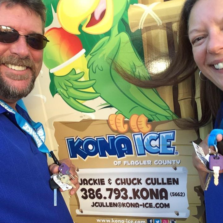 Kona Ice of Flagler County: S = Shaved Ice