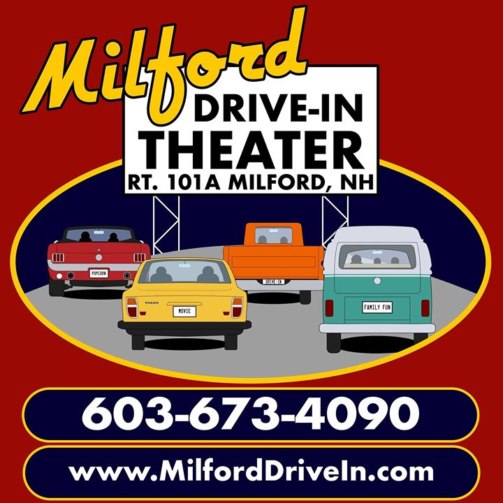 Milford Drive In Theater