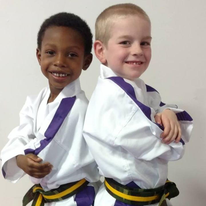 Awesome Kids Martial Arts & Fitness: Martial Arts Classes