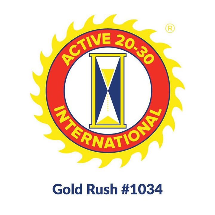 Active 20-30 Club, Goldrush #1034
