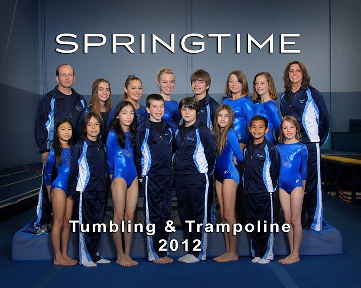 Springtime Tumbling and Trampoline