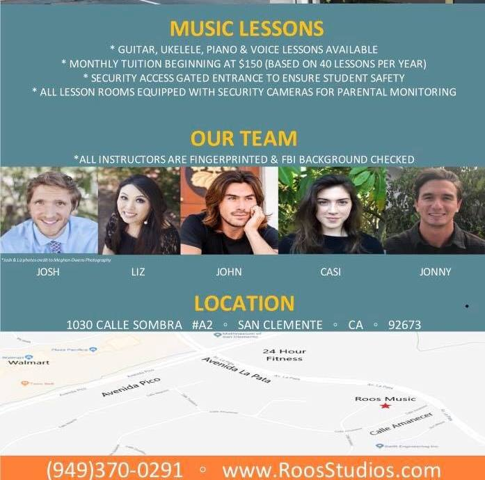 ROOS MUSIC