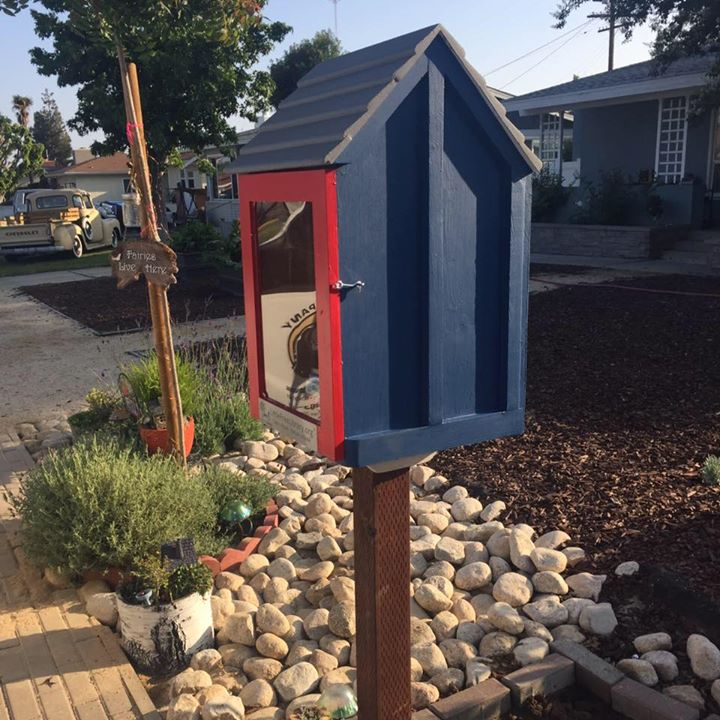 Little free Library La Mirada #30464