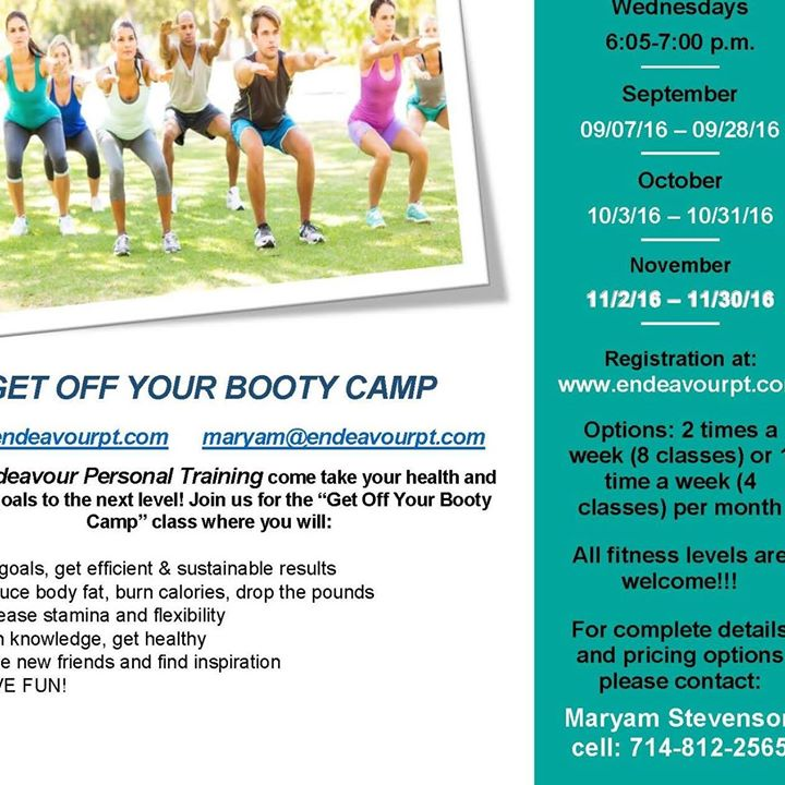 Endeavour Personal Training