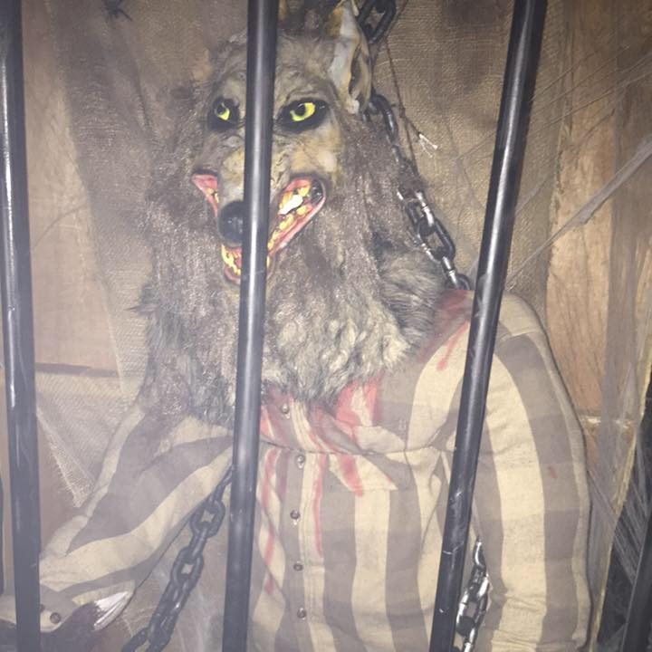 Rogers Drive Haunted House