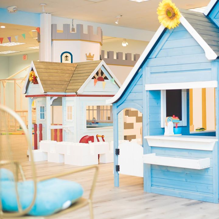 Little Kingdom Indoor Playroom Folsom