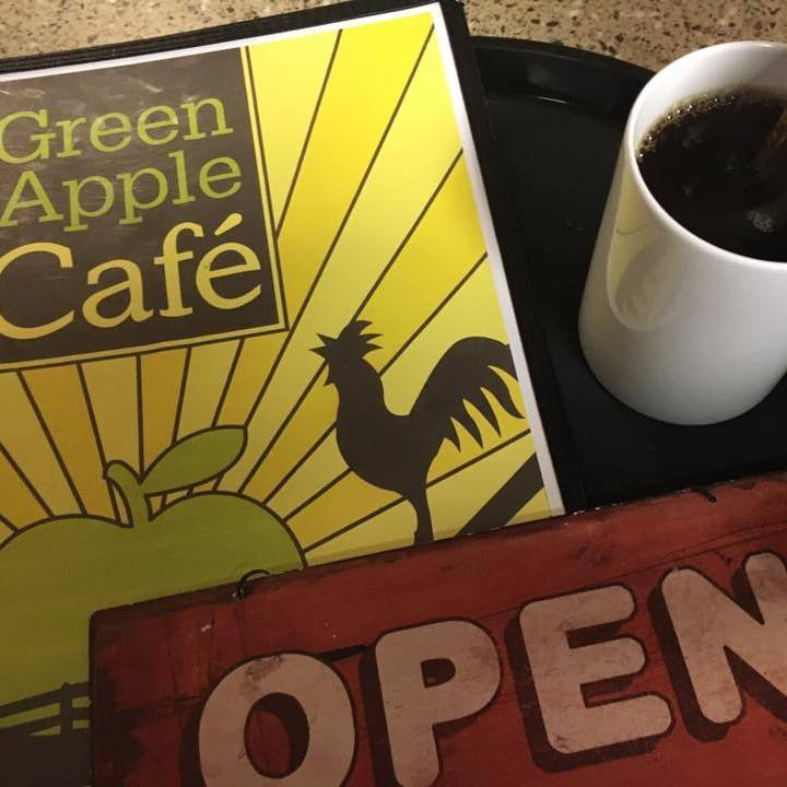The Green Apple Cafe