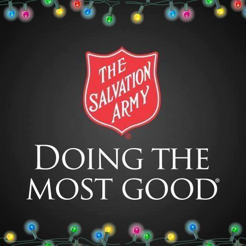 The Salvation Army, Charleston, SC: Register to Ring